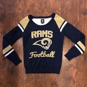 Women's Los Angeles Rams Sweater T79